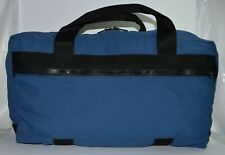 Red Oxx Carry-On Bag Duffle - Dark Blue Early Production Double Handle Overnight