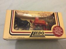 LLEDO LONDON FIRE BRIGADE & ROYAL MAIL HORSE DRAWN DELIVERY VAN DIECAST MODELS