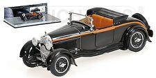 1:43 Lorraine-Dietrich type b3-6 sport roadster 1928 Minichamps 437119260 OVP