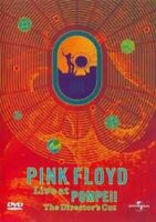 DVD Pink Floyd ‎– Live At Pompeii - The Director's Cut Italy 2011 Mondadori