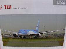 1/200 Herpa TUI Airlines Boeing 787-8 Dreamliner  SONDERPREIS 557757