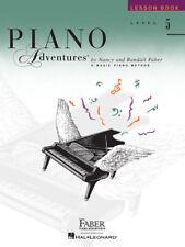 Faber Piano Adventures Level 5 Lesson Book 420186