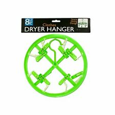 Kole Imports 8-Clip Clothing Dryer Hanger