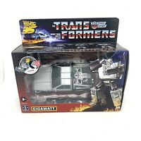 Transformers Gigawatt Back to the Future Mash-Up 35th Anniversary Collectible