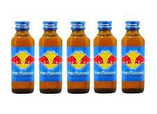 Genuine & Original Thai Red Bull Krating Daeng 5 Bottle Energy Drink 150 ml NEW