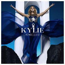 KYLIE MINOGUE APHRODITE CD & DVD REGION 0 MEDIABOOK NEW