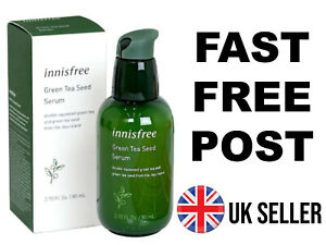 Innisfree Green Tea Seed Serum 80ml - Fast Dispatch - LIMITED TIME OFFER
