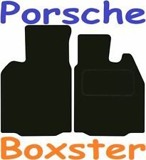 Porsche Boxster Tailored car mats ** Deluxe Quality ** 2012 2011 2010 2009 2008