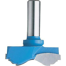 """2-1/8"""" Carbide Tipped Rosette Cutter w/ 1/2"""" shank for Drill Press or Lathe New"""