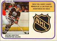 1981-82 O-Pee-Chee Wayne Gretzky Edmonton Oilers #383