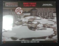 Frozen Ponds Battlefield in a Box Pre-Painted Tabletop Terrain NEW FoW 40k AoS