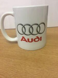 019 - AUDI Logo - Funny Novelty gift 11oz Mug