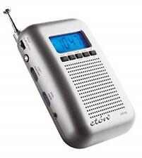 Eton FR100 Blackout Buddy Radio (Silver)