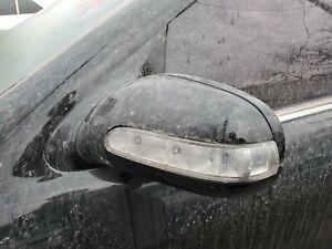 2003 2004 05 2006 MERCEDES-BENZ W220 S430 S500 LEFT DRIVER SIDE MIRROR BLACK # 2
