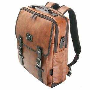 LEFTFIELD 3 Way Bag Mens Laptop Backpack College School Bag Messenger Bag 591