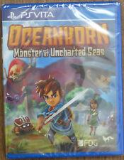 Oceanhorn Monster Of Uncharted Seas - Limited Run #69 - PS Vita NEUF