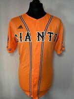 Adidas Tokyo Yomiuri Giants 80th Anniversary Japan Baseball Shirt Jersey UK M-L