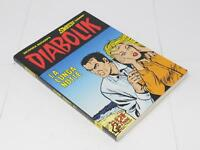 DIABOLIK SWISS SECONDA RISTAMPA ED. ASTORINA N° 128 [EG-104]