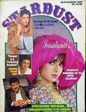 SD Sept 1991 Shah Rukh Khan Shahrukh FARAH TABU RISHI KAPOOR SRIDEVI DHARMENDRA