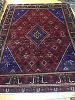 "9'4"" x 12'4"" Pakistani Oriental Rug - Hand Made - 100% Wool"