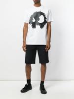 END OFF SUMMER SALE- MCQ ALEXANDER MCQUEEN monster print T-shirt