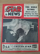 SPEEDWAY STAR and News, 26th March 1960 Vol. 9 No.1
