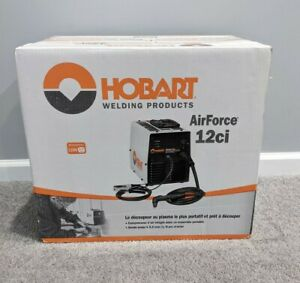 Hobart AirForce 12ci Plasma Cutter With Built-In Air Compressor 500564 BRAND NEW