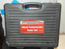 Pittsburgh Automotive Diesel Compression Tester Set #63726