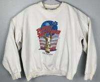 Vintage 1991 Planet Hollywood Berlin Sweatshirt Mens XL Fits Like Medium RARE