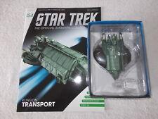 Star Trek Starships Collection #154 Klingon Transport Starship