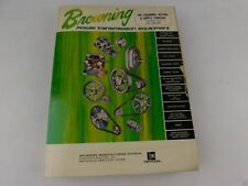 Browning Power Transmission Equipment Catalog No. 8 1975 Tools Electric Emerson