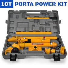 10 Ton PORTA Power Kit - Hydraulic Panel Beating Body Frame Repair Tool