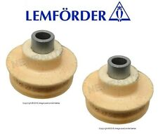 For BMW E82 E90 Rear Upper Lower Section Shock Mount Set of 2 OEM Lemfoerder