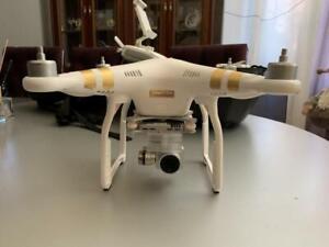 DJI Phantom 3 Professional Quadcopter with 4K Camera and 3-Axis Gimbal - White