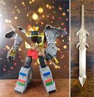 Sword Golden for Grimlock Studio Series 86 upgrade kit Transformers TF-Lab