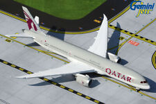 Qatar Airways Boeing 787-9 A7-BHA Gemini Jets GJQTR1915 Scale 1:400 IN STOCK