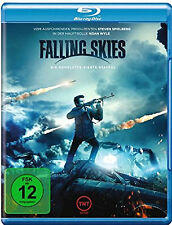 Falling Skies - Saison 4 Blu ray NEUF #