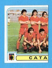 PANINI CALCIATORI 1980/81 - Figurina n.115- SQUADRA SX - CATANZARO -NEW