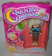 #5201 NRFB Vintage Hasbro Moon Dreamers Bucky Buckaroo Doll Star Maintenance