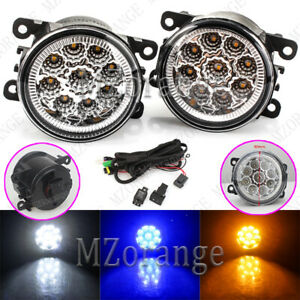 2x LED Fog Light Lamp Wiring For Holden Astra Commodore Calais Statesman Caprice