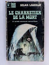 Marabout Fantastique 396 LAGERLOF Le charretier de la mort
