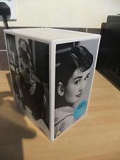 AUDREY HEPBURN SPECIAL COLLECTION (PAL Five VHS Video Box Set) VGC