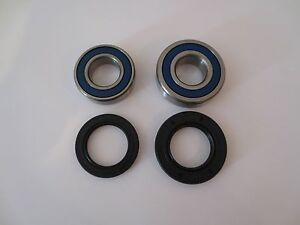 YAMAHA REAR WHEEL BEARING & SEAL KIT - YZ, TT-R, WR, 125/250/400/426/450