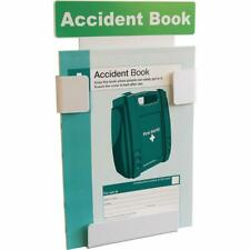 Safety First Aid Station With Accident Book A4 Sheets