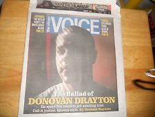 The Village Voice Donovan Drayton Alice In Chains 2013