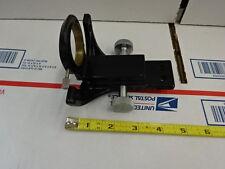WILD SWISS M20 BRASS CONDENSER HOLDER MICROSCOPE PART &B6H-A-01
