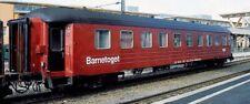 NMJ NMJT132.305 Topline Personenwagen CB3 21235 'Barnetoget' der NSB, H0