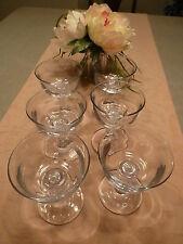 6 Weißweingläser von Holmegaard