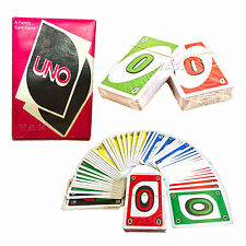 Uno Vintage Card Games