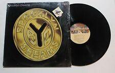 BROOKLYN DREAMS Joy Ride LP Casablanca Rec NBLP-7165 US 1979 VG+ 00G